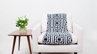 Chair_-_COCOCOZY_Logo_Navy_Throw_brightened